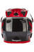 bluegrass Brave Helmet black/red/white